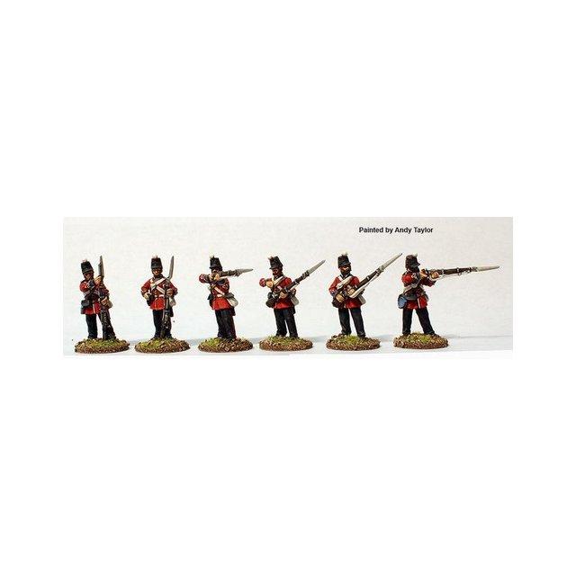Canadian Militia firing/skirmish Line, 1863 tunic and 1855 shako