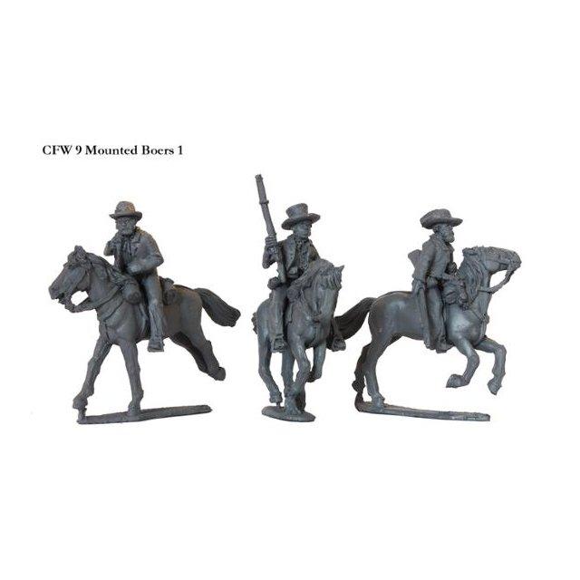 Mounted Boers 1