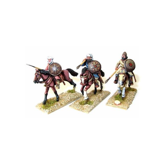 Armenian light cavalry, with spear/javelin