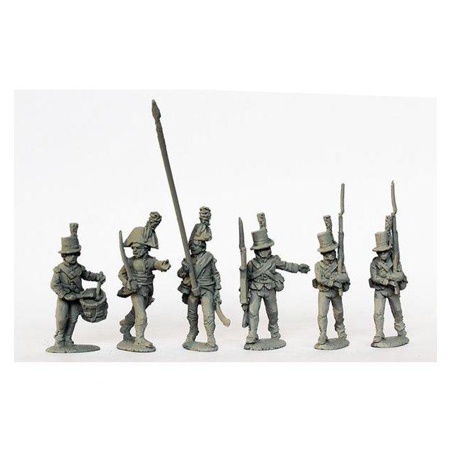Landeværn command 1801-08