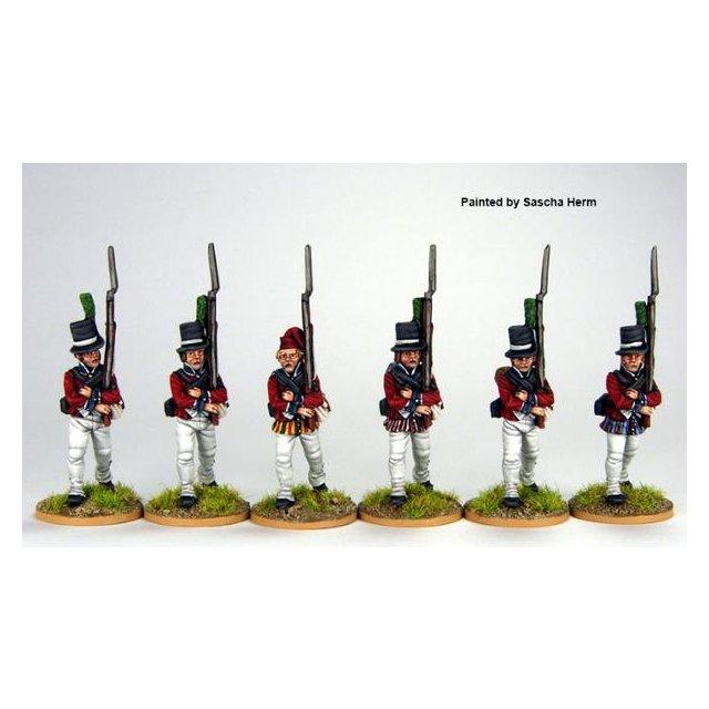 Landeværn marching 1801-08
