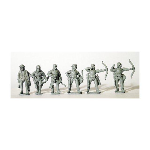 Italian Mercenary Archers