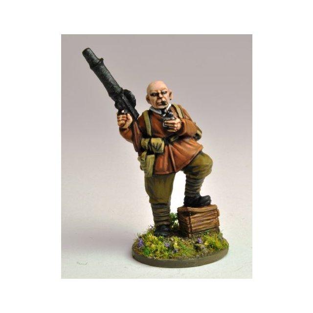 Corporal Godden