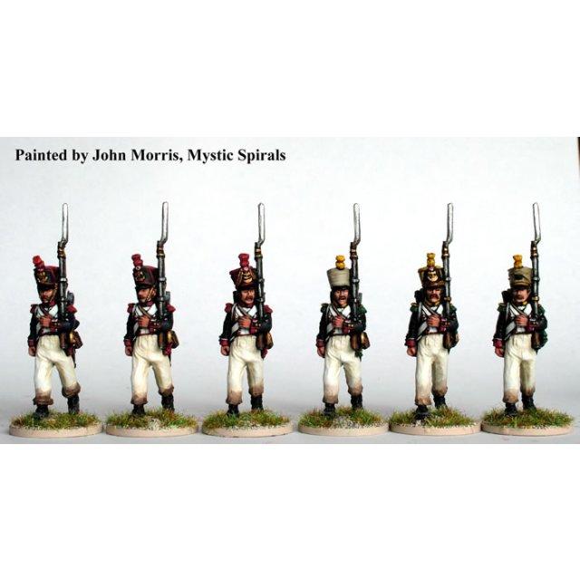 Voltigeurs/Grenadiers, March Attack