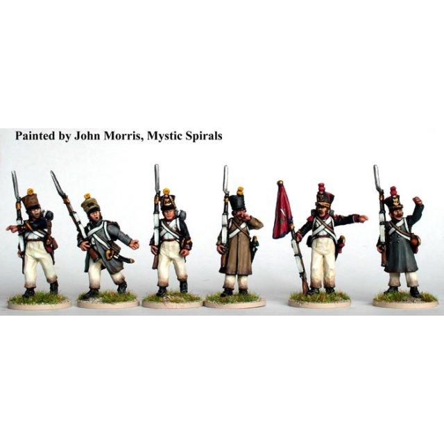 Line Infantry NCO&#39s