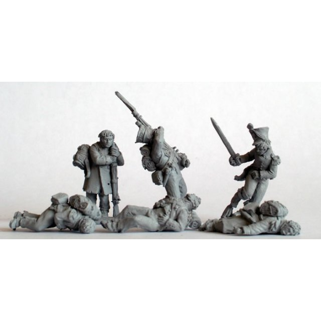 Line Infantry casualties
