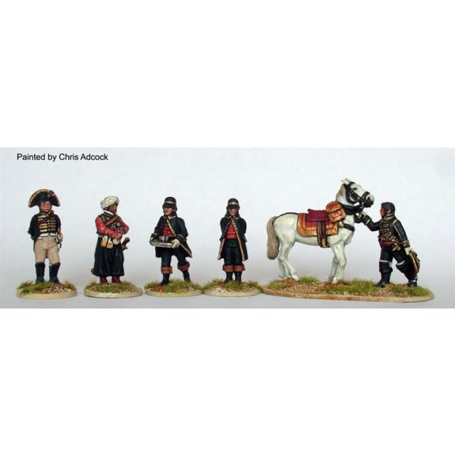 Napoleon's personal Staff