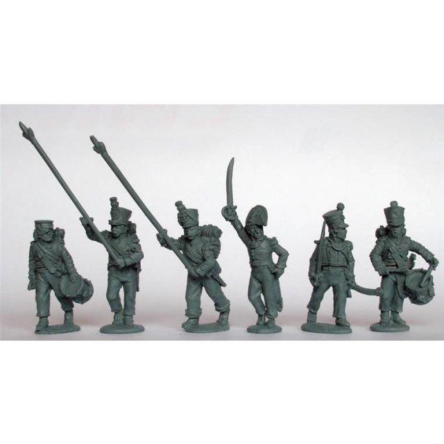 Light Infantry battalion command