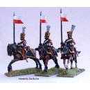 2nd Lancers of the Imperial Guard ,galloping