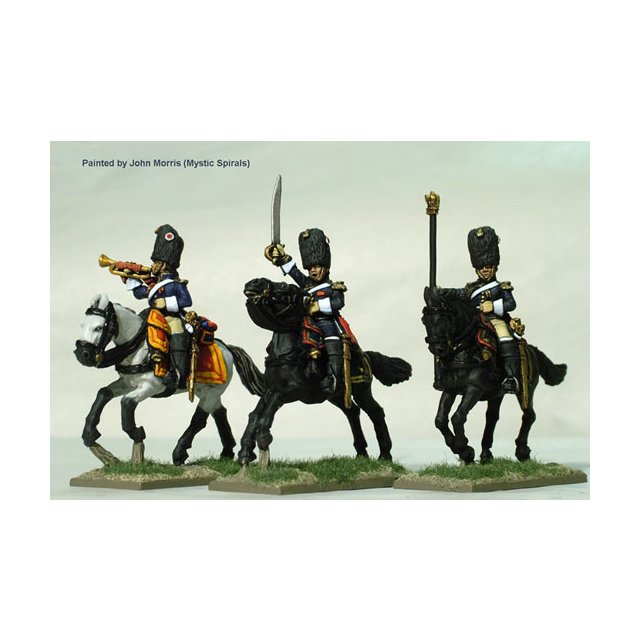 Grenadiers a Cheval of the Imperial Guard