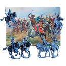Plastic French Napoleonic Hussars 1792-1815