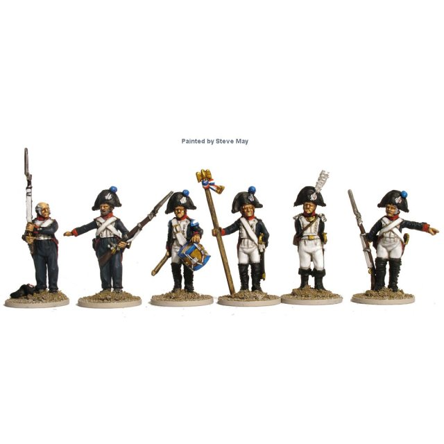 Paris National Guard of 1814 command