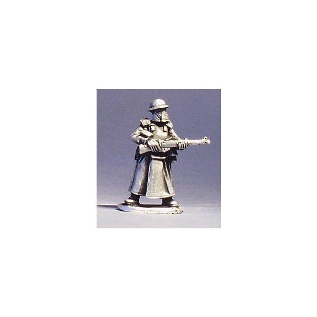 Rifleman Devane