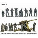 Crew for 88mm gun