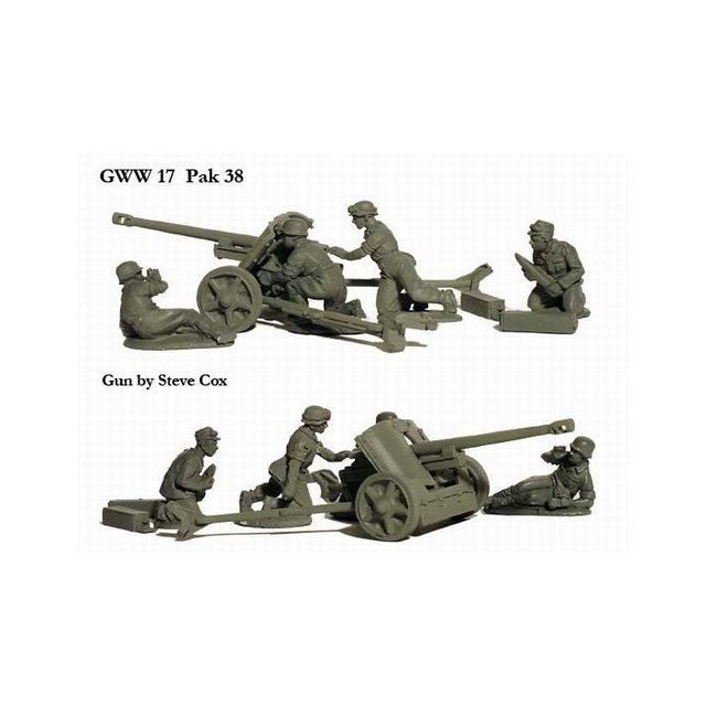Pak 38 and crew