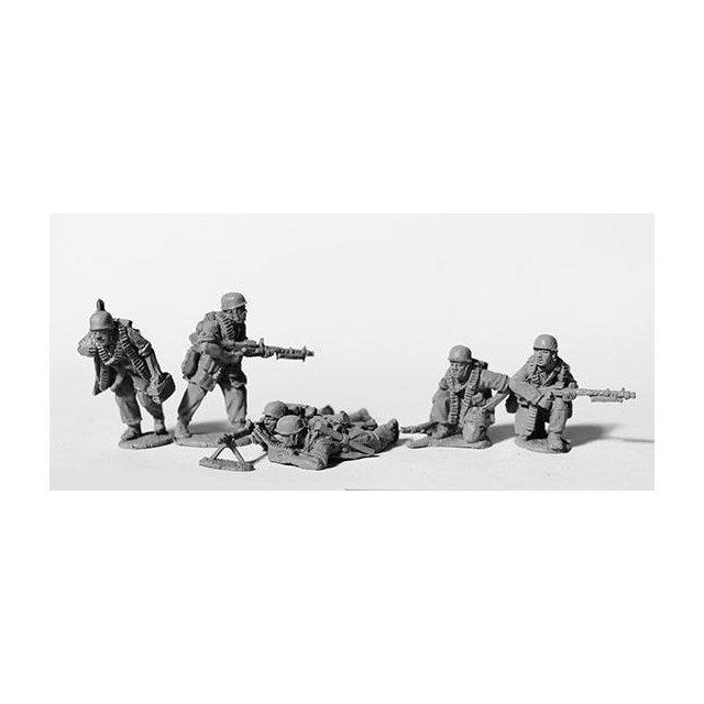 Fallschirmjager MG34 teams