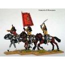 Line Cavalry command