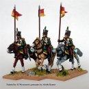 Light Cavalry,upright lance