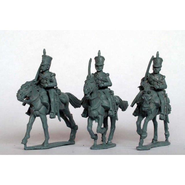 Light Cavalry, drawn sword, carbine