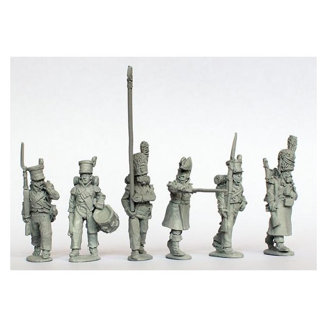 Infantry command marching (overalls)