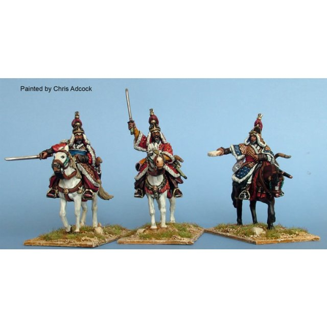 Mounted Commanders