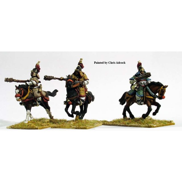 Armoured Cavalry with Sam Hyul Chong (3 barrelled rocket launche