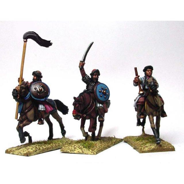 Saljuq Turk Cavalry Command