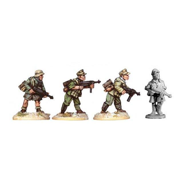 Deutsches Afrika Korps Sub-Machine Guns I (4)