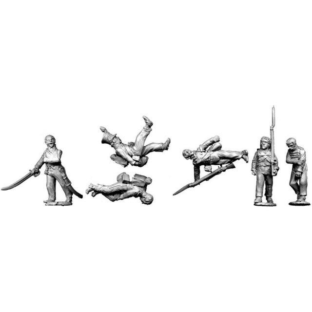 Horse artillery limber (six horse team with gun)