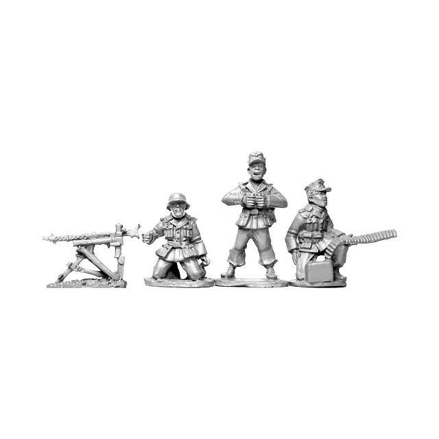 Deutsches Afrika Korps HMG team (3)