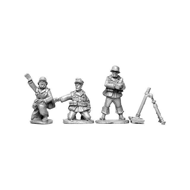 Deutsches Afrika Korps Mortar team (3)