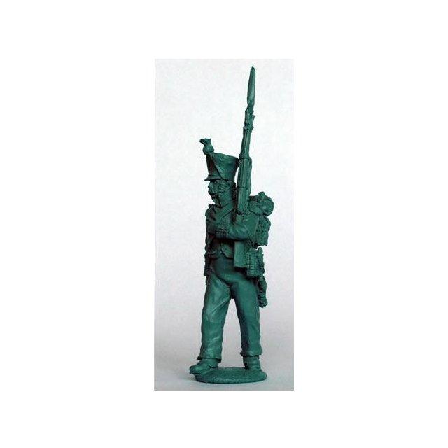 French Voltigeur/Grenadier, March Attack (4 variants)