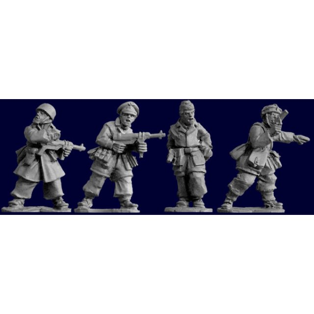 Fallschirmjager Command II