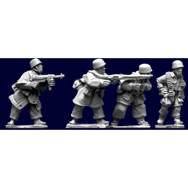 Fallschirmjager Assault Team (4)