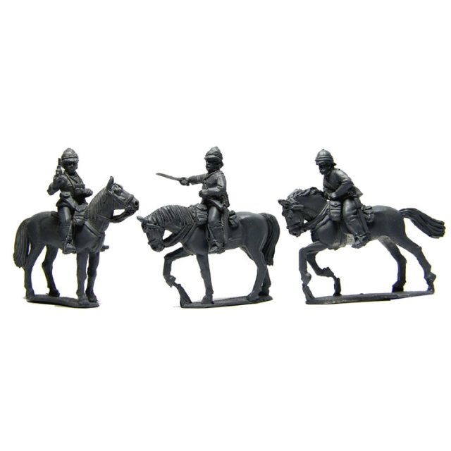 British Infantry command on Egyptian mounts