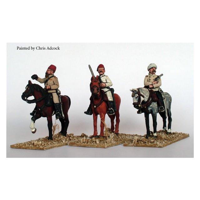 Mounted Egyptian European Command