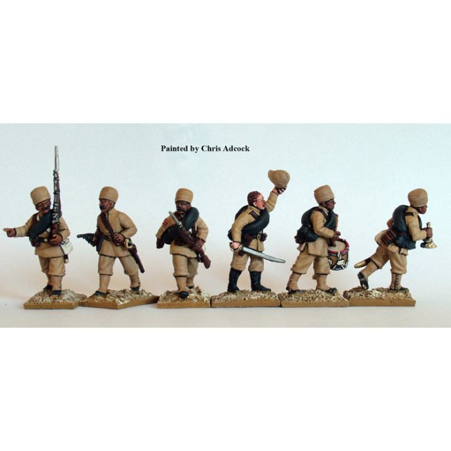 Bengal/Bombay infantry command
