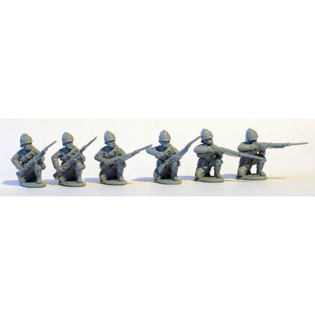 Dismounted Camel Corp/Mounted Infantry kneeling