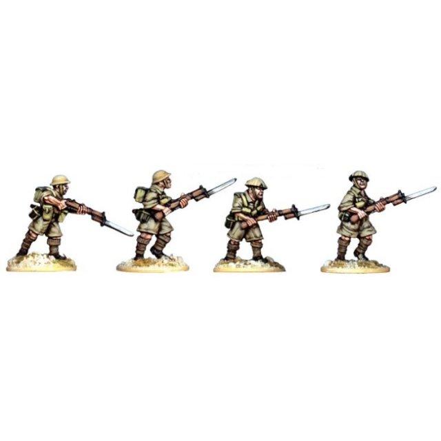 British 8th Army Riflemen I (4)