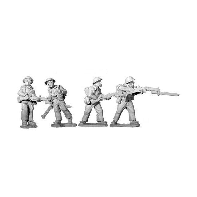 British 8th Army Riflemen II (4)