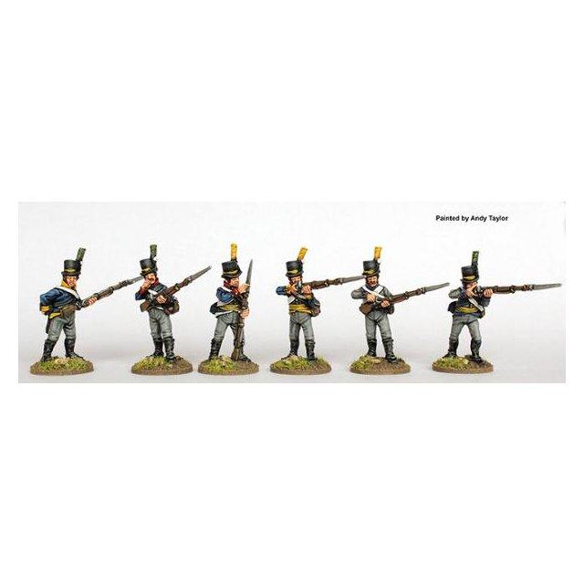 Infantry firing line 1808-09