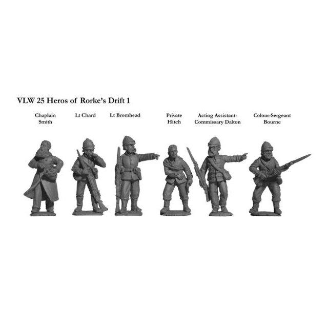 Rorkes Drift Heroes 1