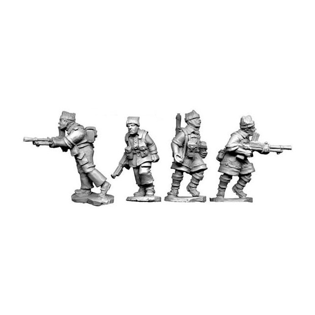 British Commandos with LMGs (4)