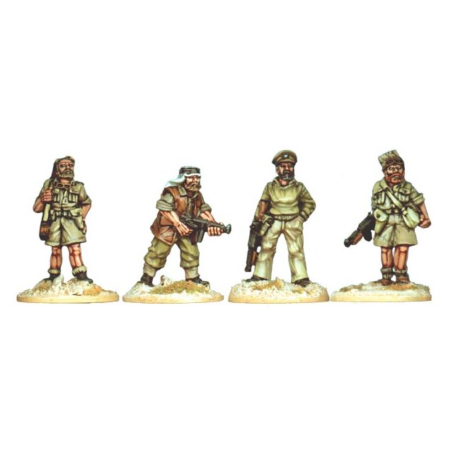 S,A,S, - Long Range Desert Group (4)