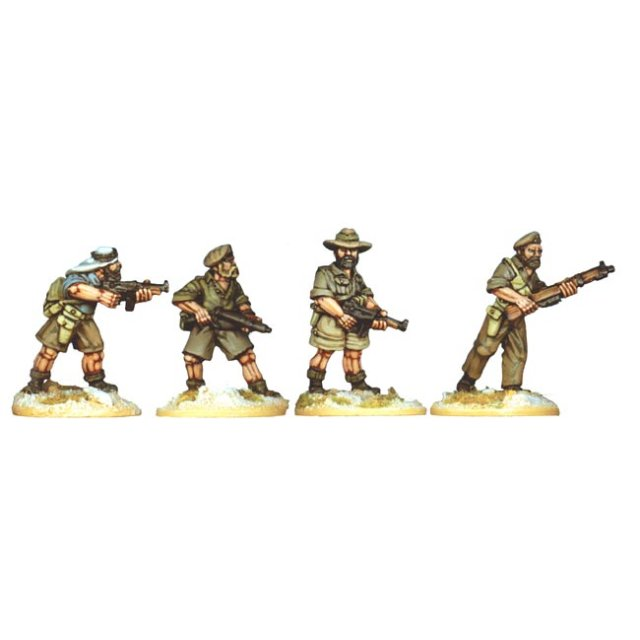 S,A,S, - Long Range Desert Group II (4)