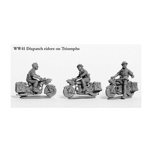 Dispatch riders.