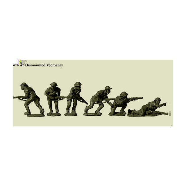 Dismounted Yeomanry