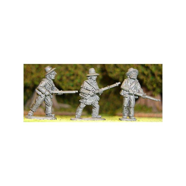 Texian Volunteers II (3)