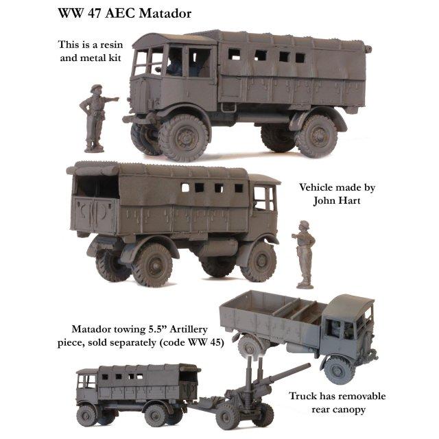WW 47 AEC Matador