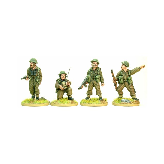 British and Commonwealth Infantry Platoon Command